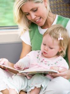 Books to read to newborns